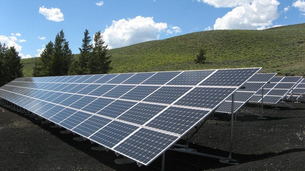 Various Types Of Renewable Energy Sources